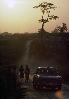 Ghana, 1970  Ian Berry.