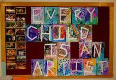 kindergarten art - Google Search