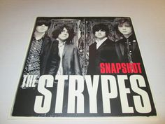 """The Stypes new album """"Snapshot"""". These kids were discovered by Elton John  They are BADASS"""