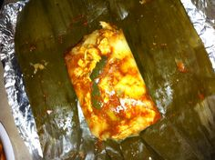 Guatemalan tamales - One of my all time favorite foods!