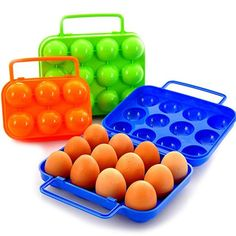 8 Colors Outdoor Picnic Egg Container Storage Box 12 Grid Portable Food Home Kitchen Gadgets Items Accessories Supplies Product Diy Storage Containers, Rubbermaid Food Storage, Egg Storage, Glass Food Storage, Food Containers, Storage Boxes, Kitchen Storage, Storage Organization, Portable Safe