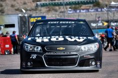 HARVICK SCORES SECOND PLACE FINISH FOR TEAM CHEVY AT MICHIGAN; KURT BUSCH FINISHED THIRD