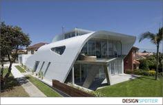 From Tony Owen Partners (Australia): Moebius House, Sydney