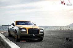 """Vellano Forged Wheels  Vellano VM28 22"""" lightweight Monoblock Rolls Royce Wraith   Enchanting Piece of British Engineering   WallPaper Worthy?   Your thoughts?   For full detail specs or to find a dealer near you  contact us at sales@vellanowheels.com   like us on Facebook   follow us on IG: @vellanowheels   Twitter: @vellanowheels"""