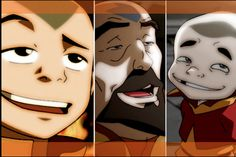 The Legend of Korra/ Avatar the Last Airbender: Generations lol