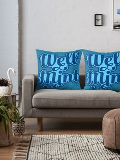 'Innit Mind Bristol Bristolian Slang Dialect' Throw Pillow by Dialectees Throw Pillows Bed, Bed Throws, Floor Pillows, Decorative Throw Pillows, Bristol, Silly Pictures, Block Wall, Duvet Covers, Love Seat