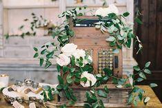 Vintage Wedding Icecream Bar // Photography ~ Carmen Santorelli Photography