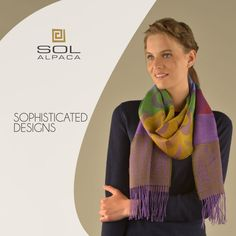 The full collection includes both basics that will make you stand out from the crowd and sophisticated designs in a wide range of trendy colours and geometrical patterns inspired by our Andean culture. Enjoy this preview and stand back ready for the launch of our whole Sol Alpaca Collection. #SolAlpaca #alpaca #clothing #fashion #menwear #womenwear