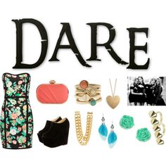 DARE by gigivega100 on Polyvore
