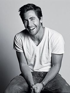 Jake Gyllenhaal, adorable
