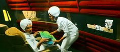 """2001: A Space Odyssey"" (1968)"