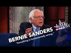 Bernie Sanders: The Democrats Have To Become A Grassroots Party - YouTube (Part 1 of 2) - 11/14/16
