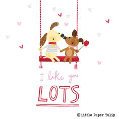 Dog Illustration, Abstract Flowers, All You Need Is Love, Tulips, Valentines Day, Snoopy, Christmas Ornaments, Holiday Decor, Paper