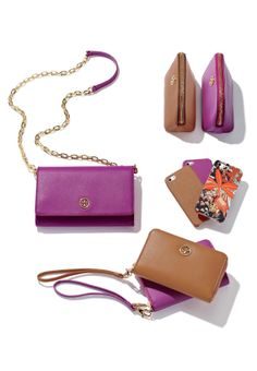 Tory Burch stocking stuffers.