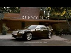 "Chrysler presents: 2012 300 Commercial / Eight-Speed Transmission - ""If You're Gonna"""