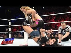 wwe aj lee vs Natalya match