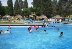 San luis Potosi, Mexico   hot springs   (el balneario de Gogorrón)