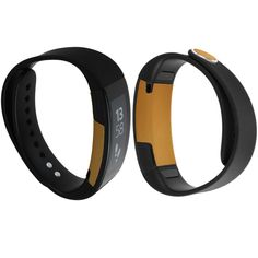 Skinomi TechSkin - Sony SmartB& Talk SWR30 Screen Protector + Gold Carbon Fiber Full Body Skin/ Front & Back Wrap / Premium HD Clear Film / Invisible & Anti Bubble Shield. Designed to be compatible with the Sony SmartBand Talk SWR30. Specially engineered film offers lasting protection, easy installation and lightweight construction. Carbon fiber texture gives your device a superior, high-tech look and feel. Unique grid adhesive provides easy installation that does not require liquid or...