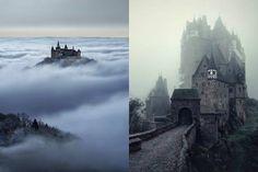 I paesaggi dei fratelli Grimm nelle foto di Kilian Schönberger [FOTO]
