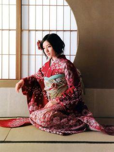 tokujiro:  Satomi Ishihara