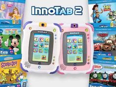 InnoTab 2.  its no regular tab.  Every bit of it is designed for kids.