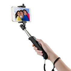 Was £17.99 > Now £7.99.  Save 56% off [2015 New Release] Anker Bluetooth Selfie Stick (Ultra Compact #2StarDeal, #Anker, #Electronics, #MobilePhonesCommunication, #Under10, #Wireless