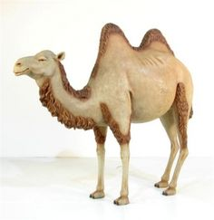 Obviously you'd need a Life Size Camel Prop for a JOSEPH AND THE AMAZING TECHNICOLOR DREAMCOAT themed party.