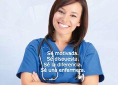 ¿Es ser enfermera el trabajo de tus sueños? #enfermeros