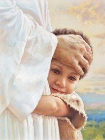Mark Missman...I am a Child of God  Sagebrush Fine Art
