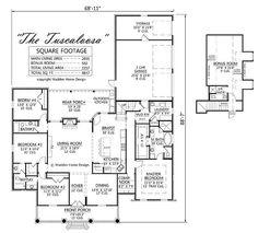Madden Home Design   The Tuscaloosa
