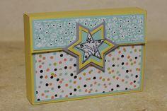 étoile fleurs Denim tampons (141C18), Tout le bonheur du monde Stampin'Up, des étoiles plein les yeux Florilèges Design, Poussière d'étoiles Florilèges Design, Straight star Nelli's multi frame's (MFD061), Scallop Circles Crafts-Too, Stampin'up perforatrice festonnée