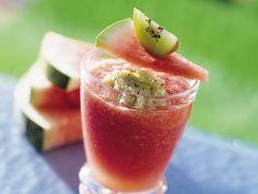 Watermelon Lemonade with Kiwifruit Splash