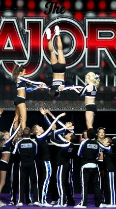 california allstars   Tumblr Famous Cheerleaders, All Star Cheer, Artistic Gymnastics, Level 5, Dream Team, Cheerleading, California, Sports, Projects