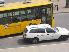 La Foto Ciudadana de hoy: Abuso en el paradero del Metropolitano