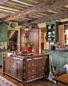 Depósito Santa Mariah: Cozinhas caipiras!