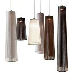 Carmine Deganello Solis Lamp found on Polyvore