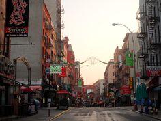 """Chinatown @USA """