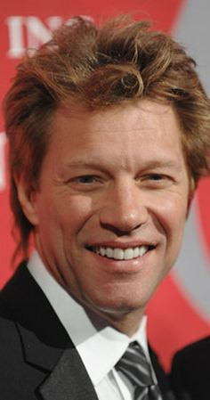 Jon Bon Jovi, Soundtrack: Armageddon. Jon Bon Jovi was born on March 2, 1962 in Perth Amboy, New Jersey, USA as John Francis Bongiovi Jr. He has been married to Dorothea Hurley since April 29, 1989. They have four children.