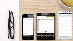 The new BlackBerry Passport