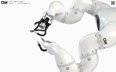CAN Robotics - DMS on Behance China Technology, Blender 3d, Concept Art, Canning, Behance, Design, Detail, Type, Robot