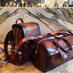 Hideoki Bespoke Spring 2014 Leather Goods Collection