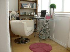 blog Vera Moraes - Decoração - Adesivos Azulejos - Papelaria Personalizada - Templates para Blogs: Decoração com pés de máquina de costura