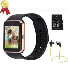 1 PCS ColMi GT08 Smart Watch. 1 PCS User Manual. 1 PCS USB Cable. 1 PCS Retail Package. 1 PCS Screen Protector Film.