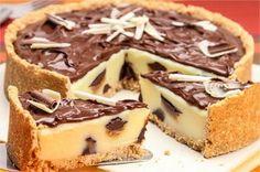 Torta Trufada de Leite Ninho: Muito fácil de fazer e fica deliciosa!