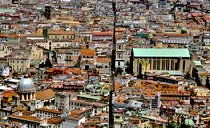 A #classic #view of #Spaccanapoli in #Naples