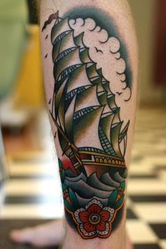 Get Inked Traditional Style Tattoos