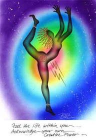 °Feel the life within you ... Acknowledge your own Creative Power |ChakraHealer - artist?