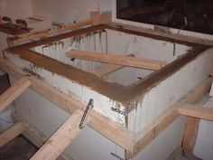 Wow Diy Ofuro Japanese Soaking Tub With Poured In Place