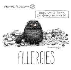 Artist Turns Animals' Problems Into Hilarious Comics (Photos)