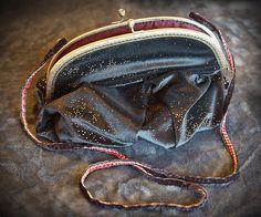 Le sac de Martine fait par Diane
